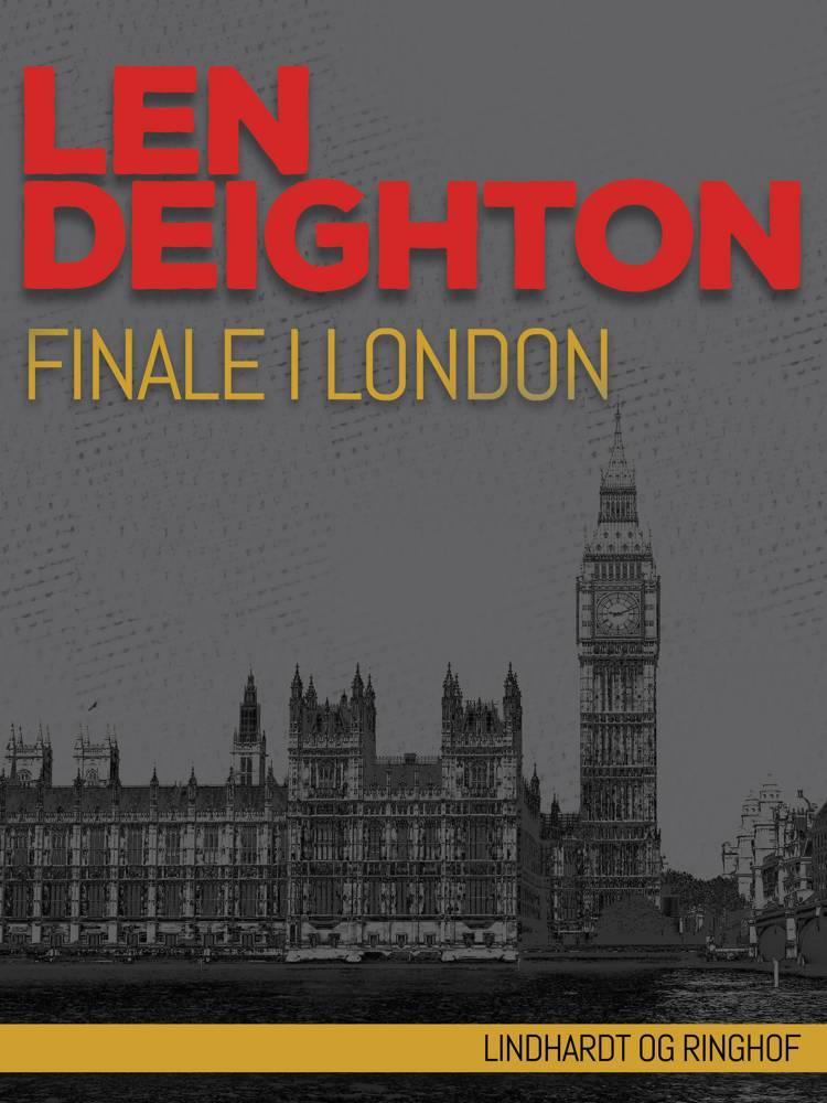 Finale i London af Len Deighton