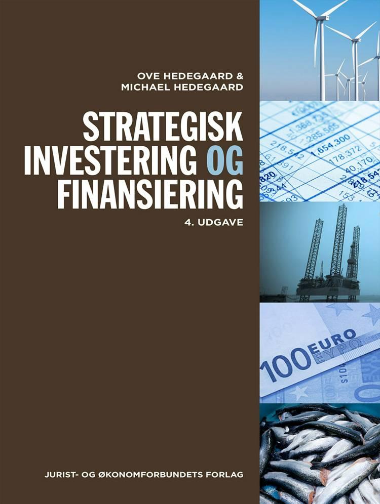 Strategisk investering og finansiering af Ove Hedegaard, Esben Hedegaard og Michael Hedegaard