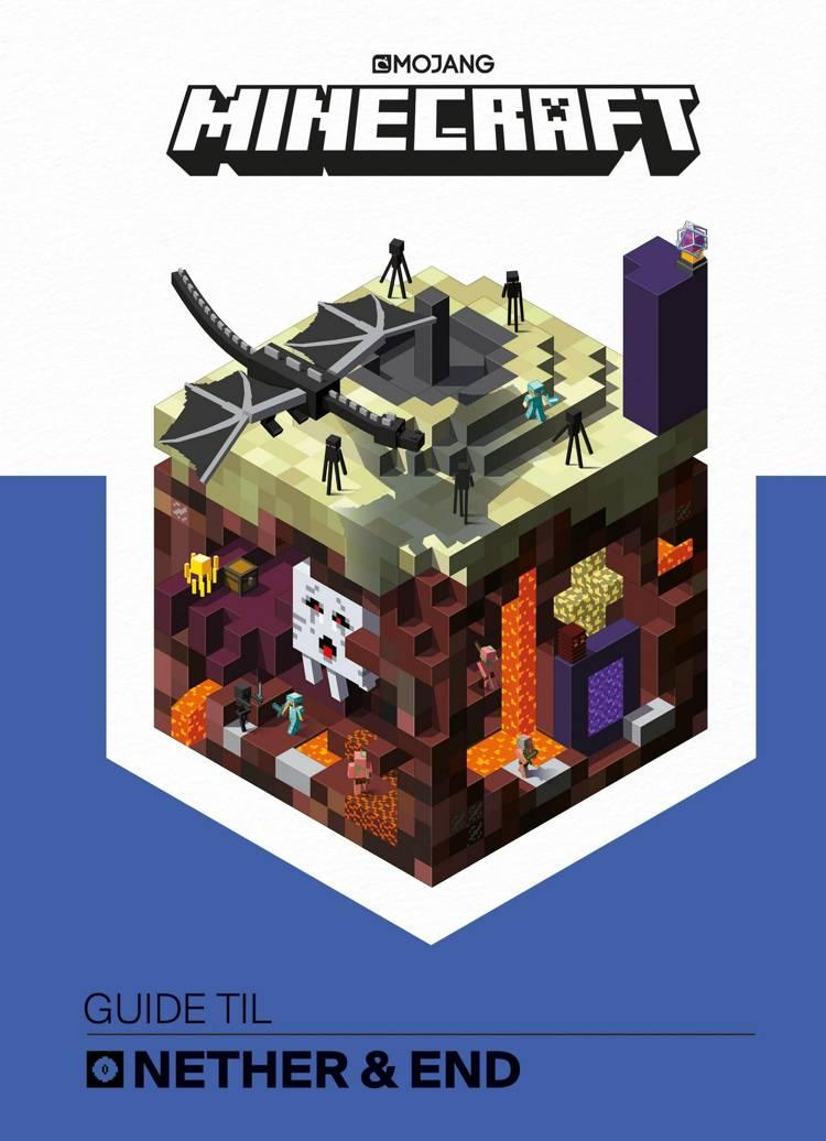 Minecraft - Guide til Nether og End