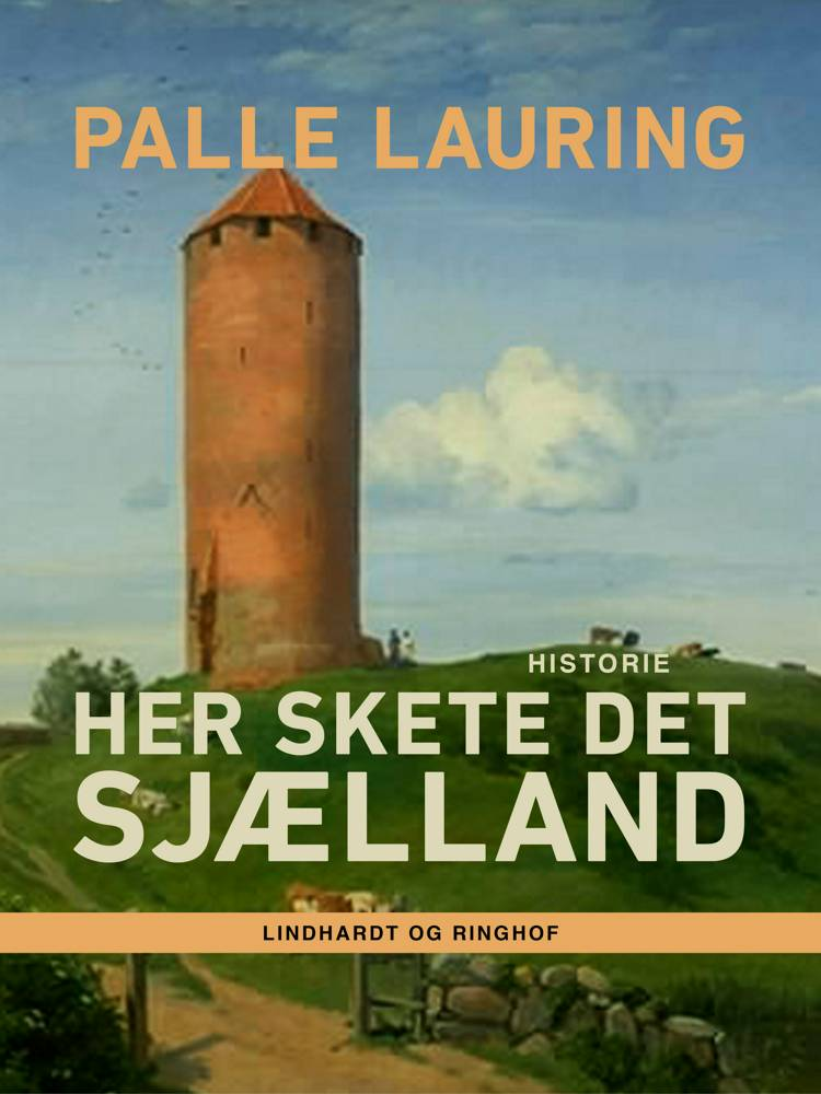 Sjælland af Palle Lauring