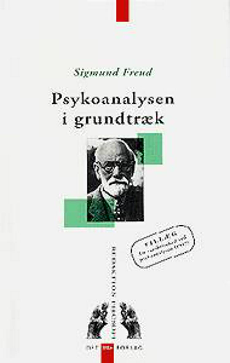 Psykoanalysen i grundtræk af Freud