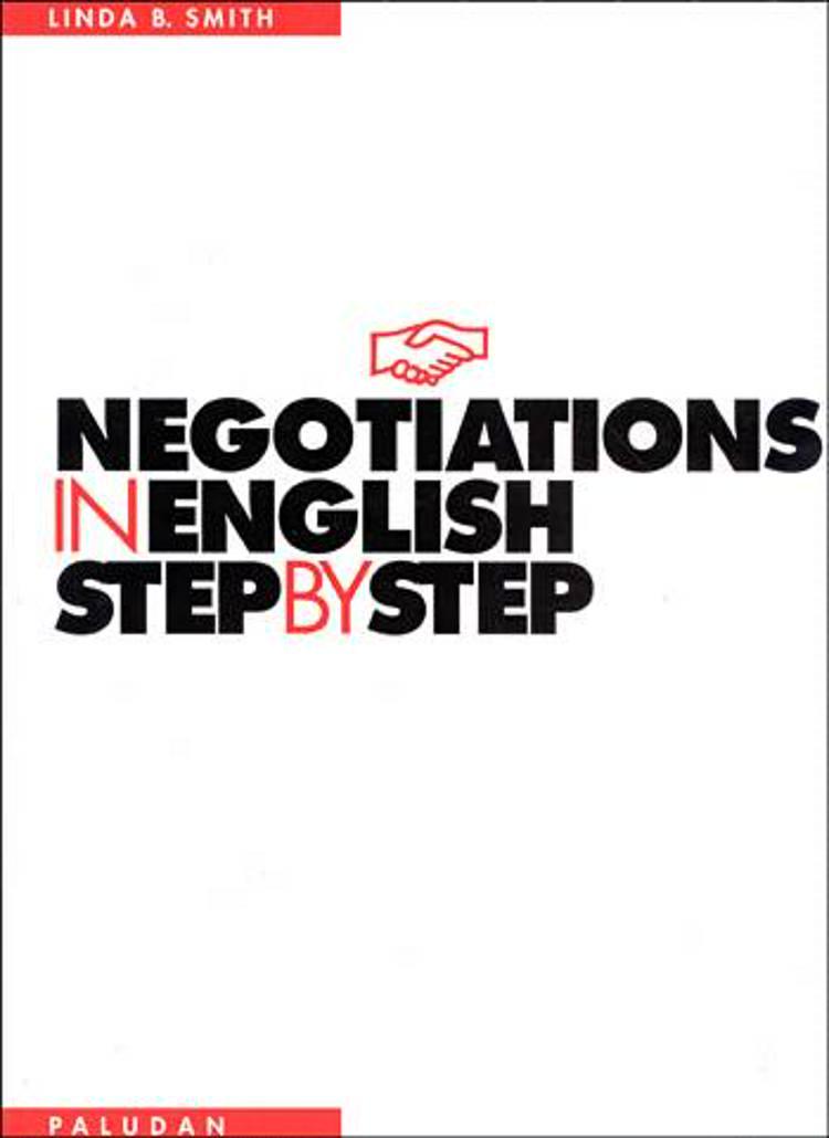 Negotiations in English af Linda B. Smith