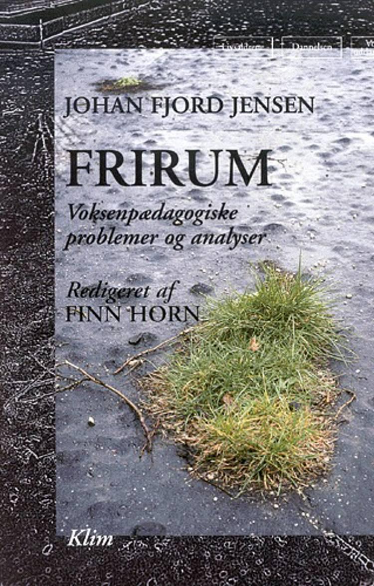 Frirum af Johan Fjord Jensen