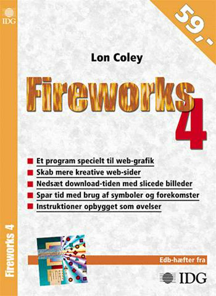 Fireworks 4 af Lon Coley