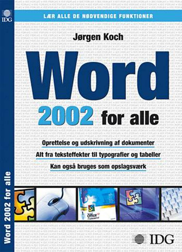 Word 2002 for alle af Jørgen Koch