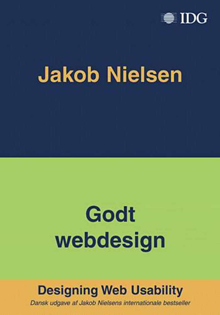 Godt webdesign af Jakob Nielsen