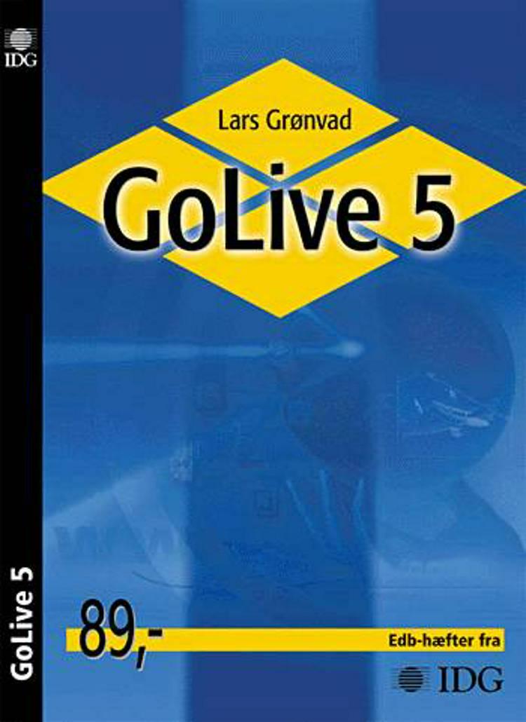 GoLive 5 af Lars Grønvad