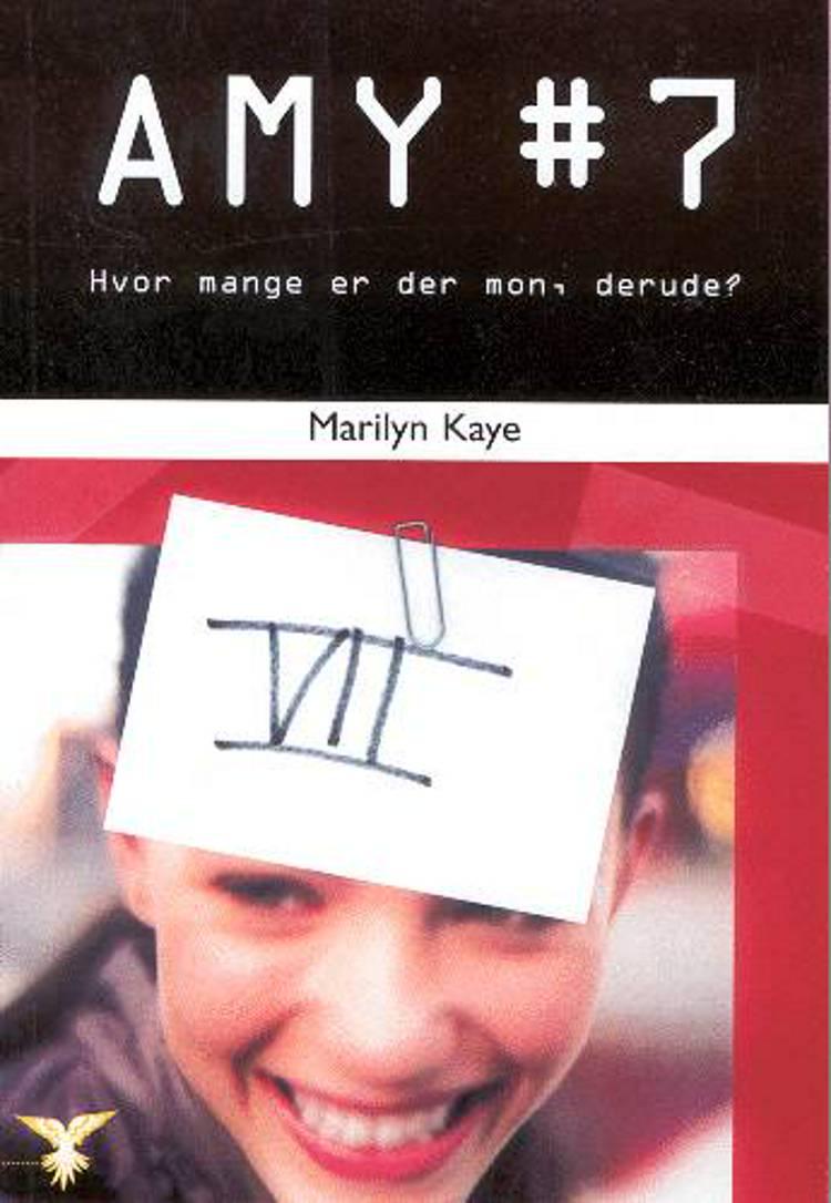 Amy nr. 7 af Marilyn Kaye