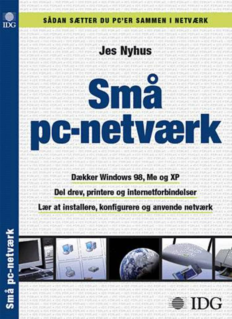 Små pc-netværk af Jes Nyhus