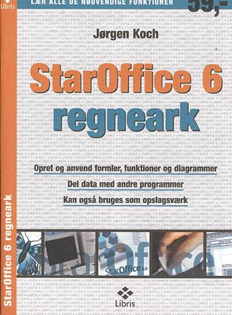 Staroffice 6 regneark af Jørgen Koch