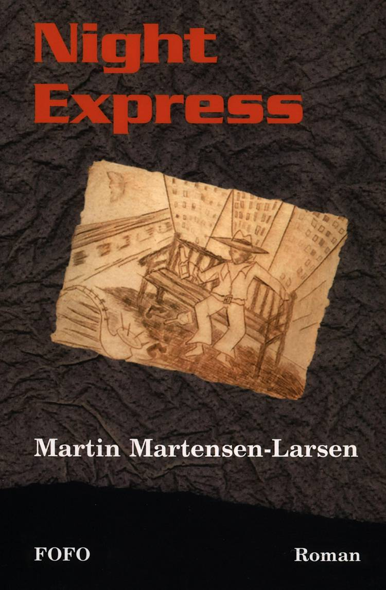 Night Express af Martin Martensen-Larsen
