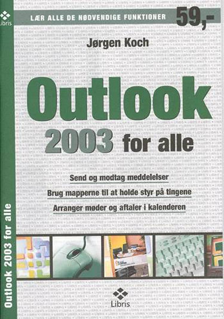 Outlook 2003 for alle af Jørgen Koch