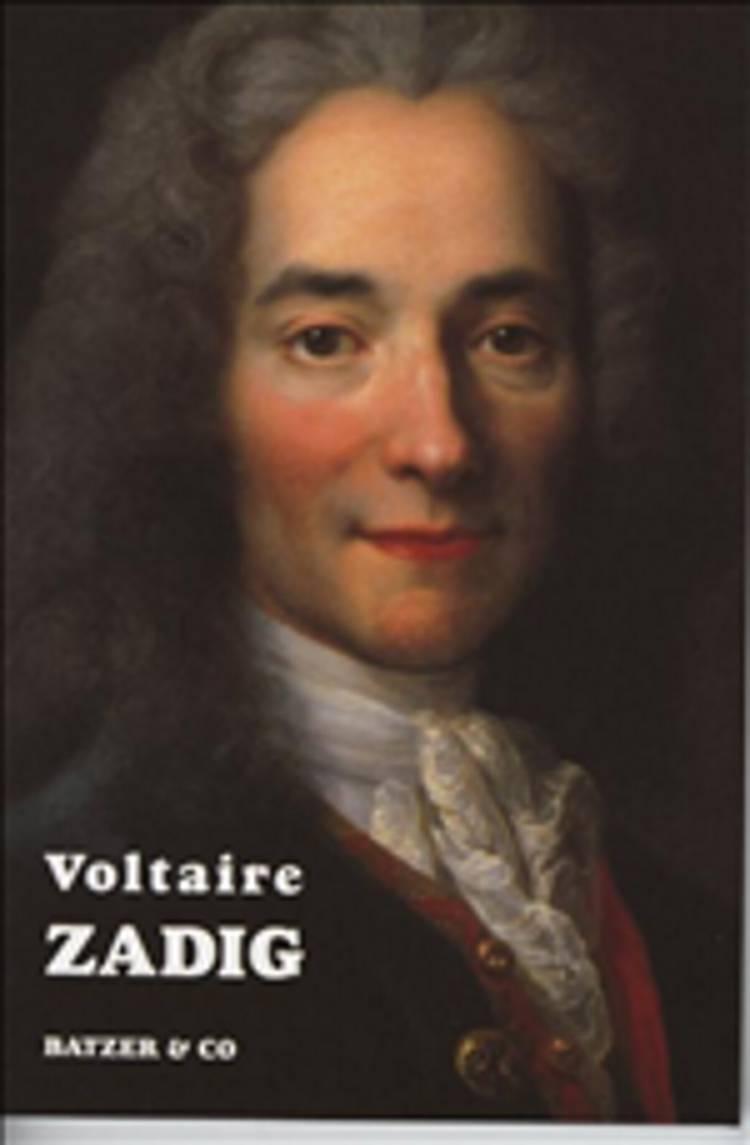 Zadig eller skæbnen af François de Voltaire og Voltaire