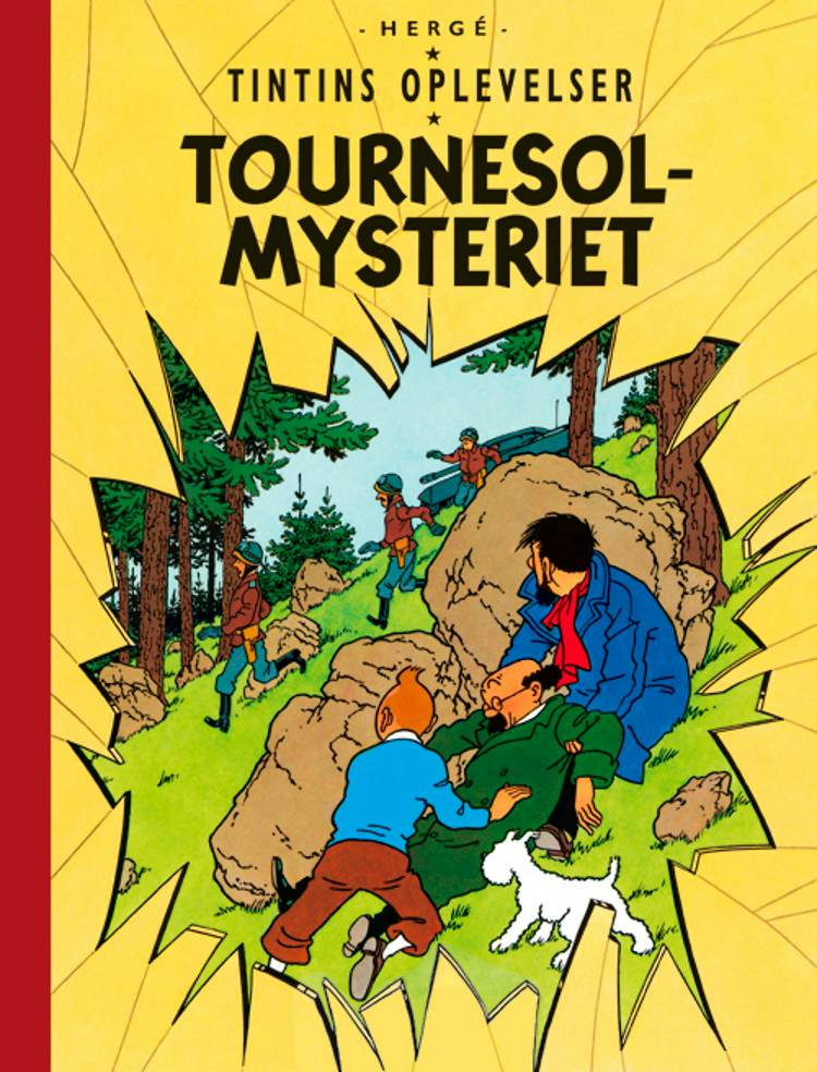 Tournesol-mysteriet af Hergé