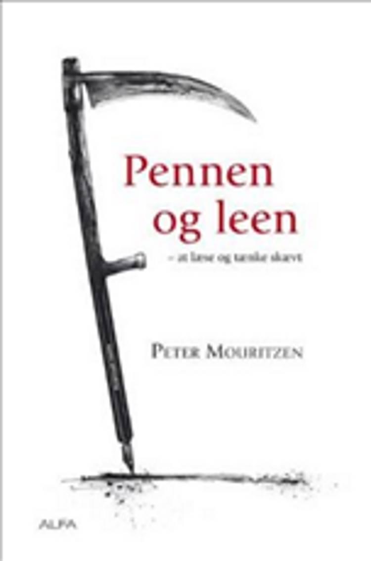 Pennen og leen af Peter Mouritzen