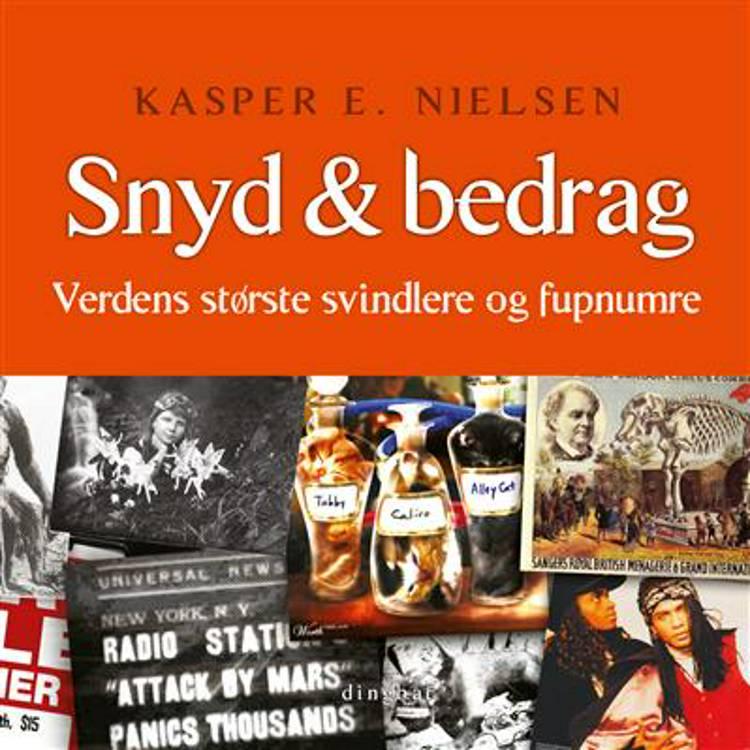 Snyd & bedrag af Kasper E. Nielsen