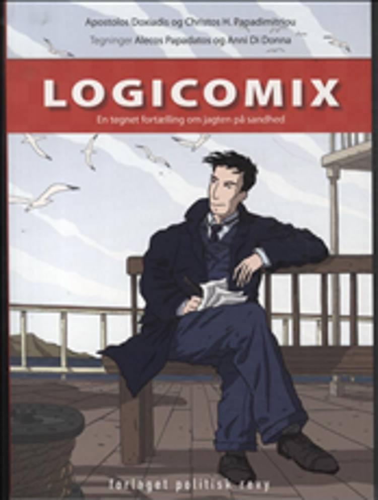 Logicomix af Apostolos Doxiadis og Christos H. Papadimitriou