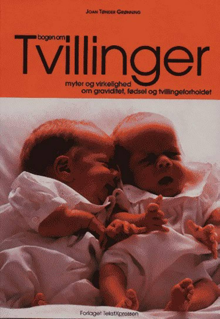 Bogen om tvillinger af Joan Tønder Grønning
