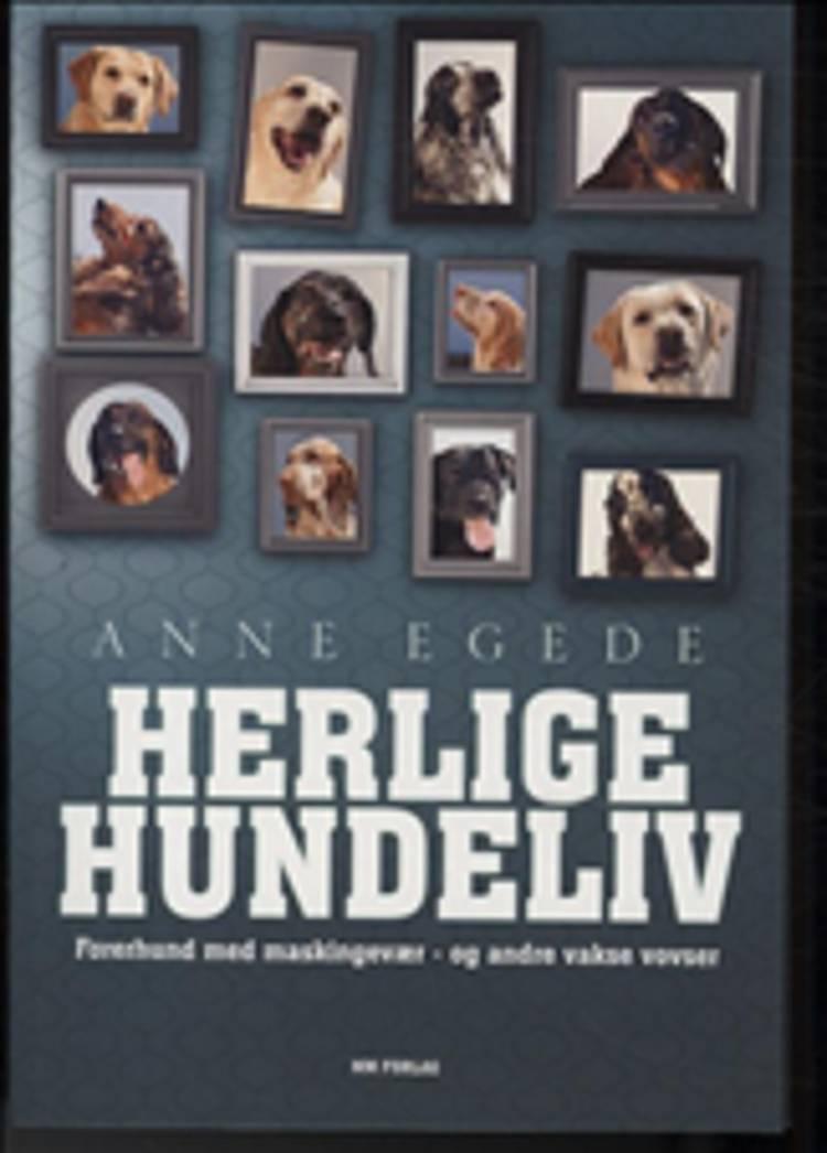 Herlige hundeliv af Anne Egede