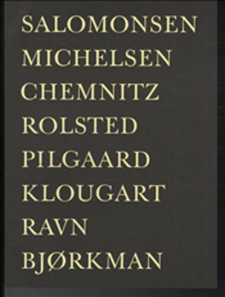 Forfatterskolens afgangsantologi 2010 af Josefine Klougart og Bjørkman