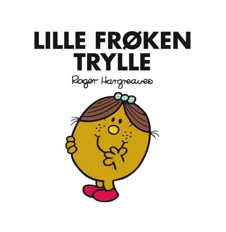 Lille Frøken Trylle af Roger Hargreaves