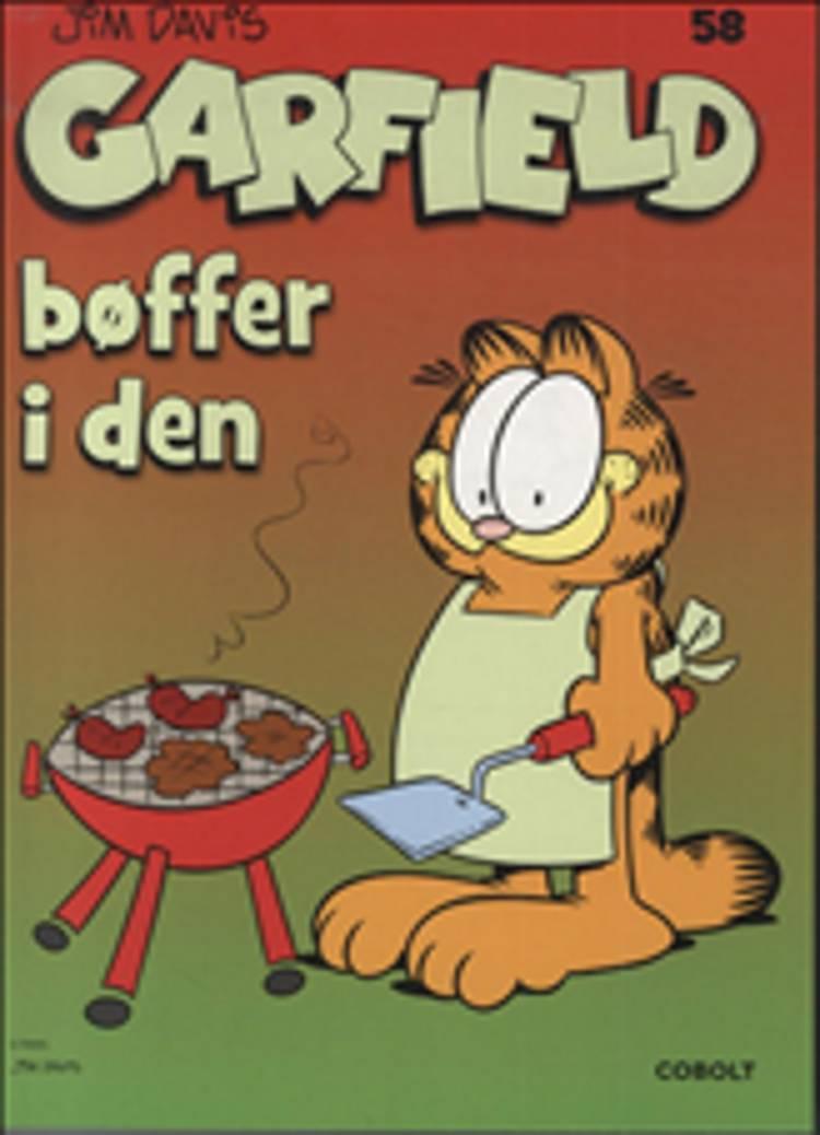 Garfield bøffer i den af Jim Davis