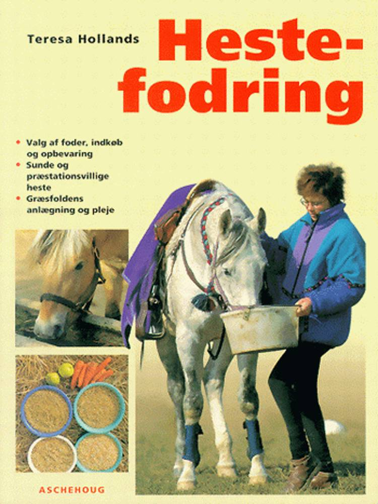 Hestefodring af Teresa Hollands