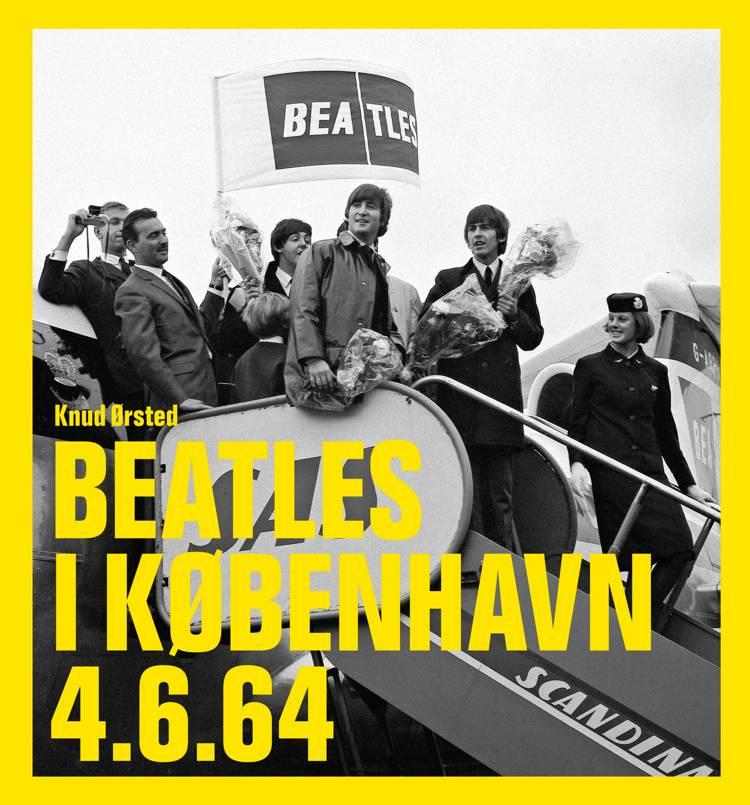 Beatles i København 4.6.64 af Knud Ørsted