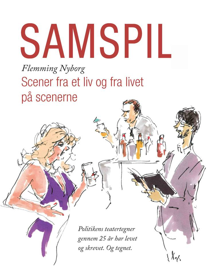Samspil af Flemming Nyborg