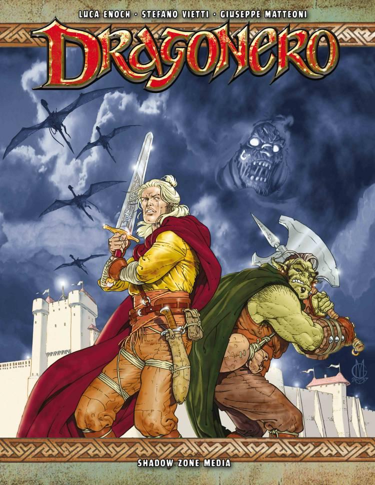 Dragonero af Stefano Vietti og Luca Enoch