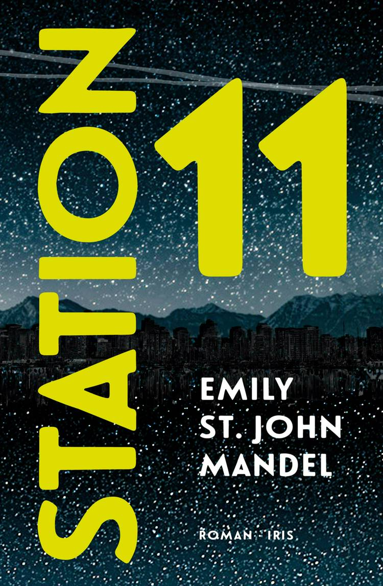 Station 11 af Emily St. John Mandel