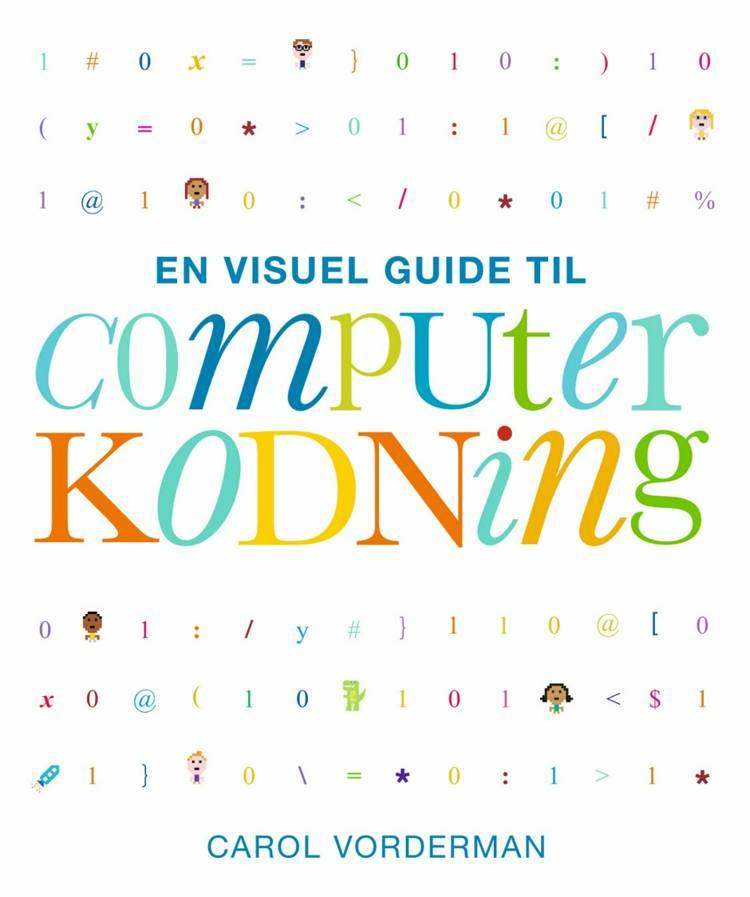 En visuel guide til computerkodning af Carol Vorderman