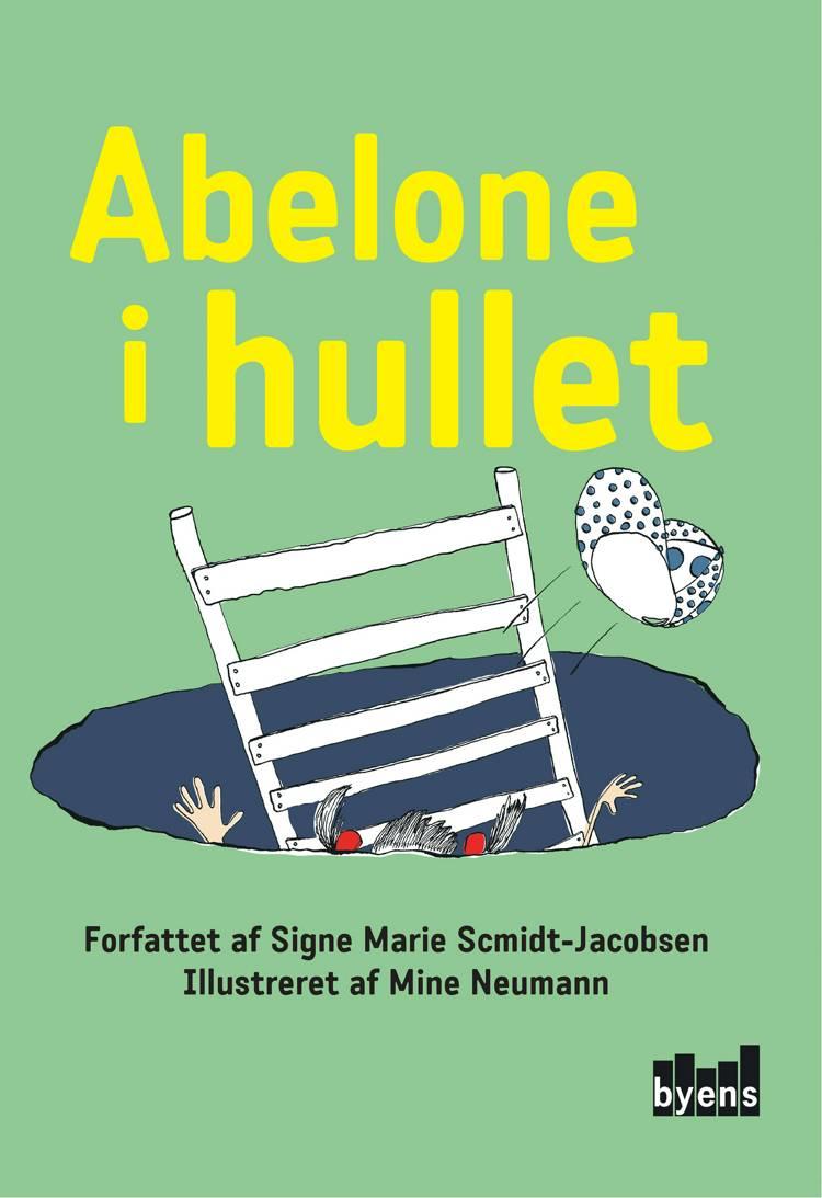 Abelone i hullet af Signe Marie Schmidt-Jacobsen
