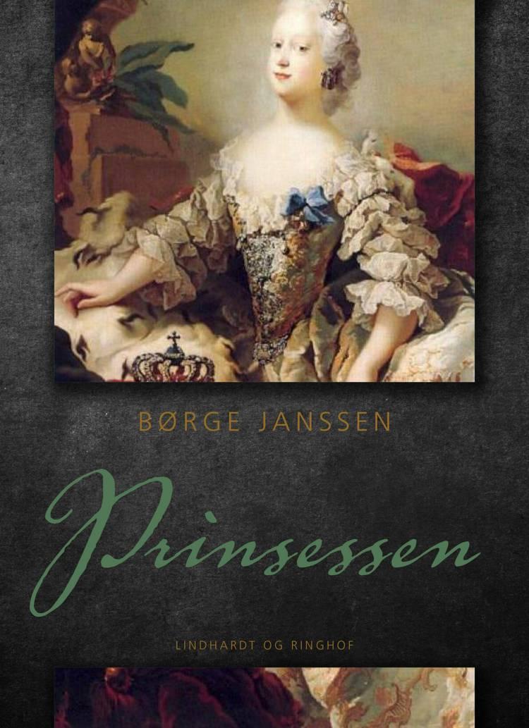 Prinsessen af Børge Janssen