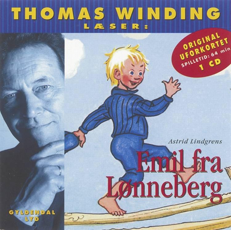 Thomas Winding læser Emil fra Lønneberg af Astrid Lindgren