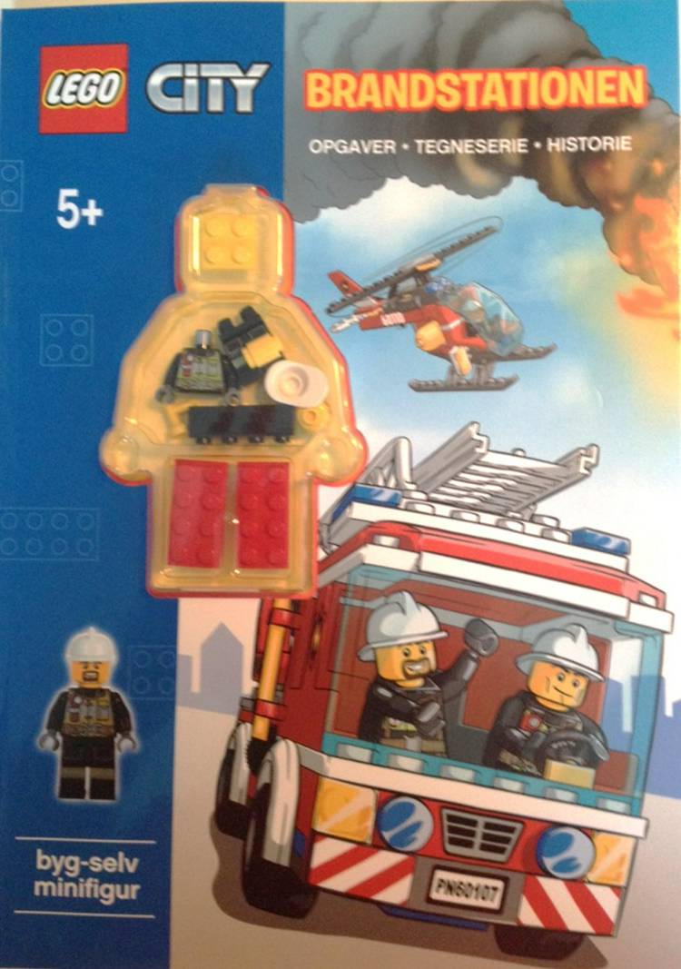 LEGO City - brandstationen