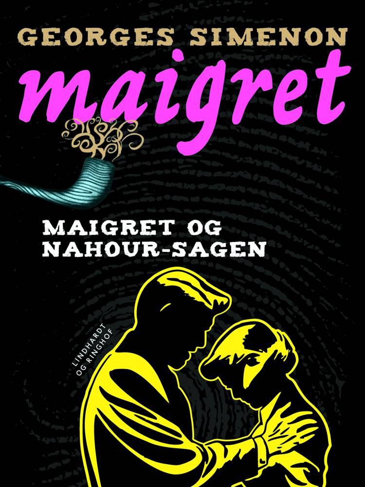 Maigret og Nahour-sagen af Georges Simenon