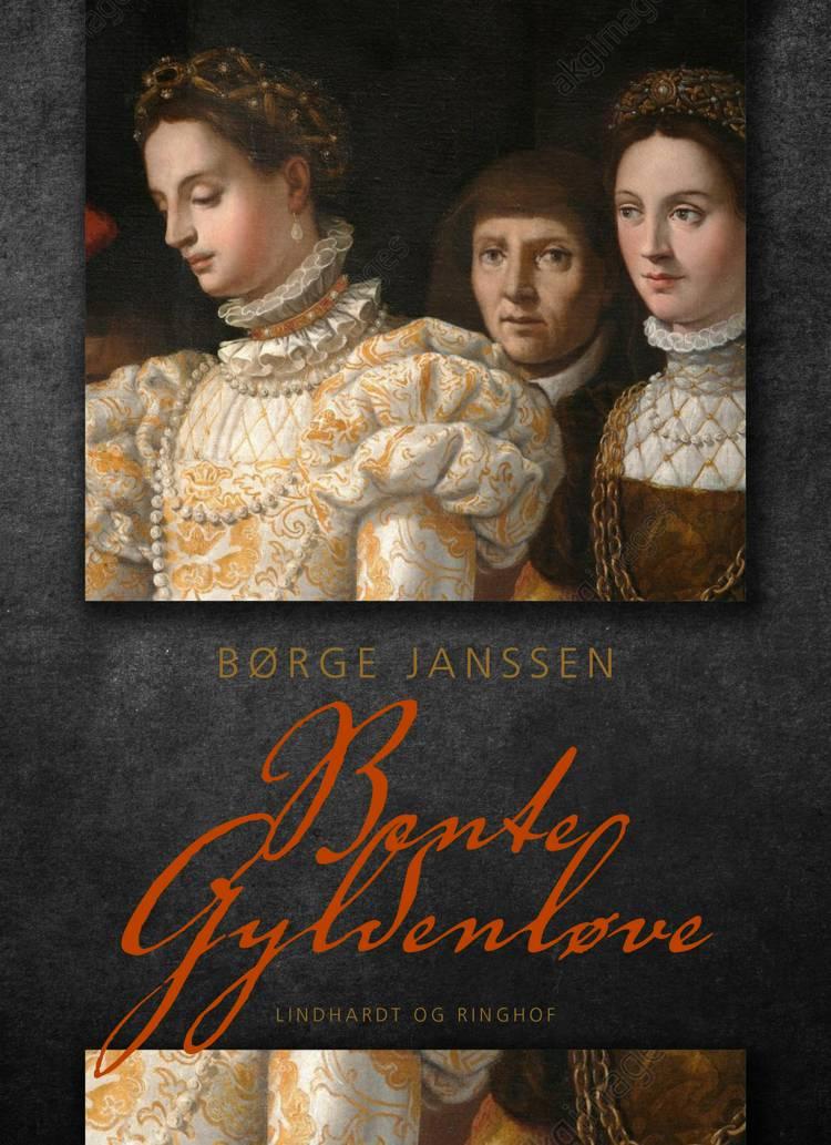 Bente Gyldenløve af Børge Janssen