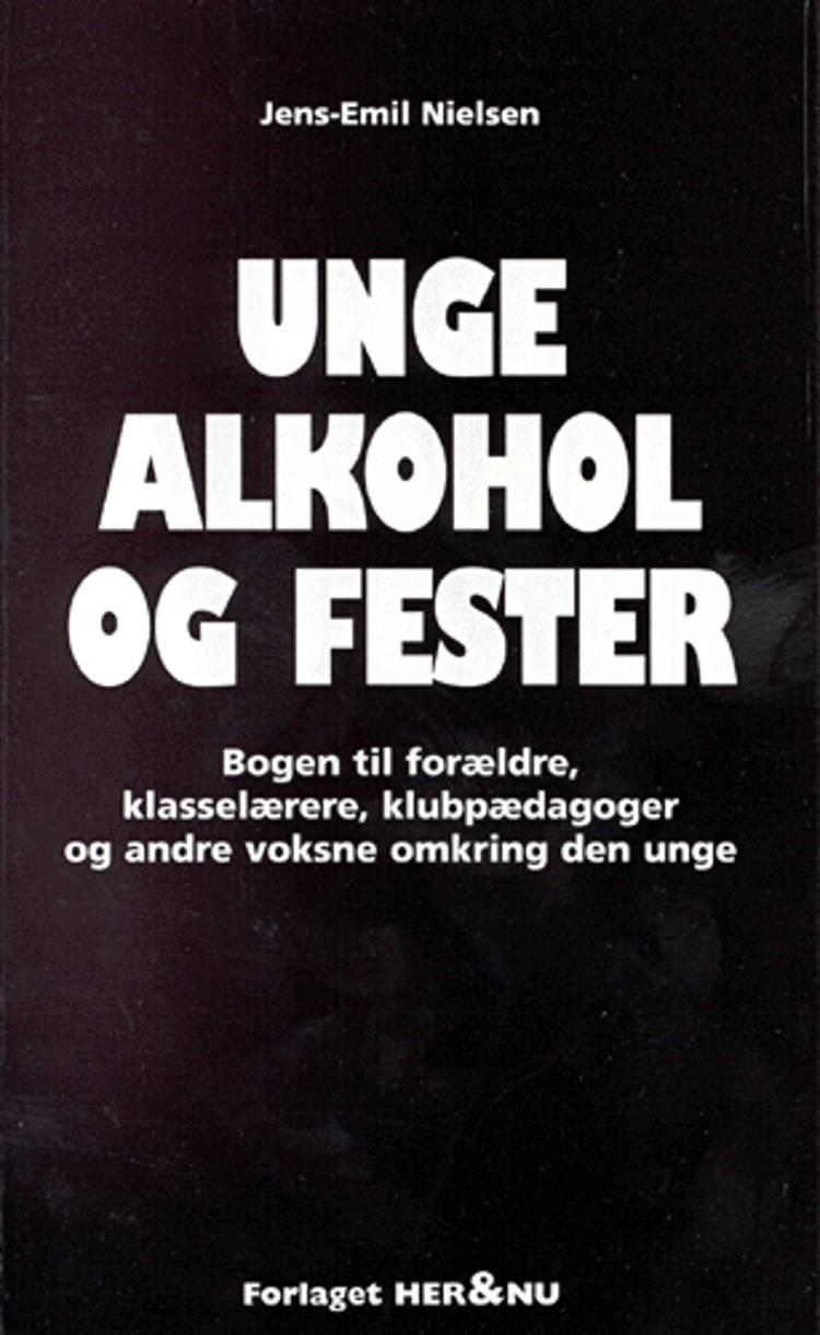 Unge, alkohol og fester af Jens-Emil Nielsen