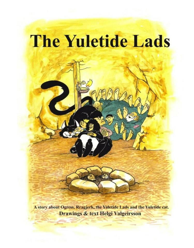 The Yuletide Lads af Helgi Valgeirsson