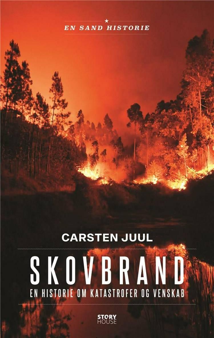 Skovbrand af Carsten Juul