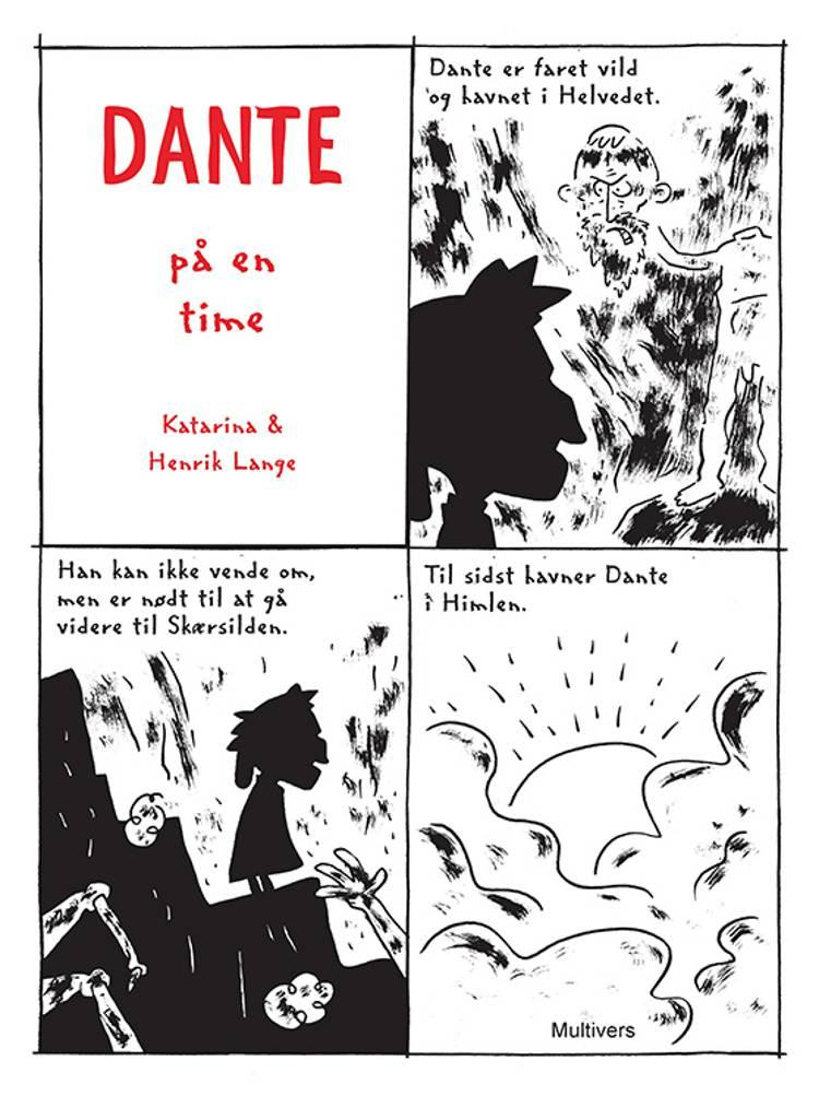 Dante på en time af Katarina og Henrik Lange