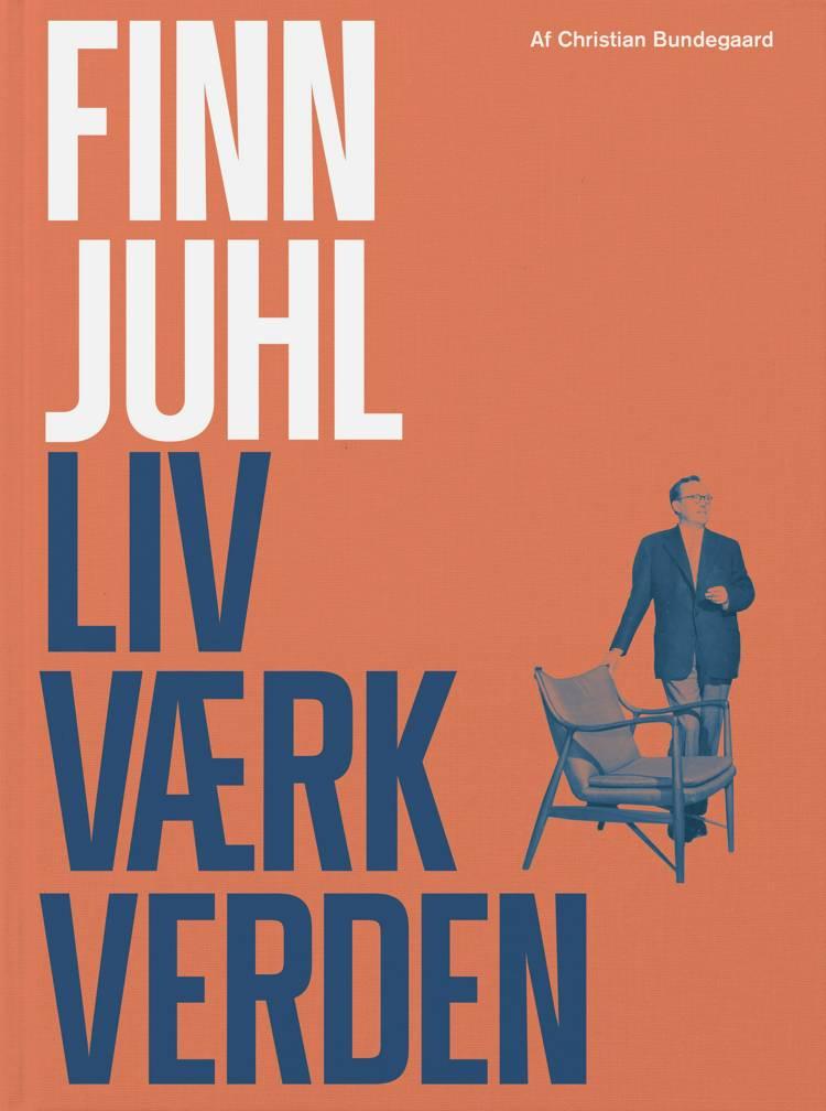 Finn Juhl. Liv. Værk. Ramme af Christian Bundegaard