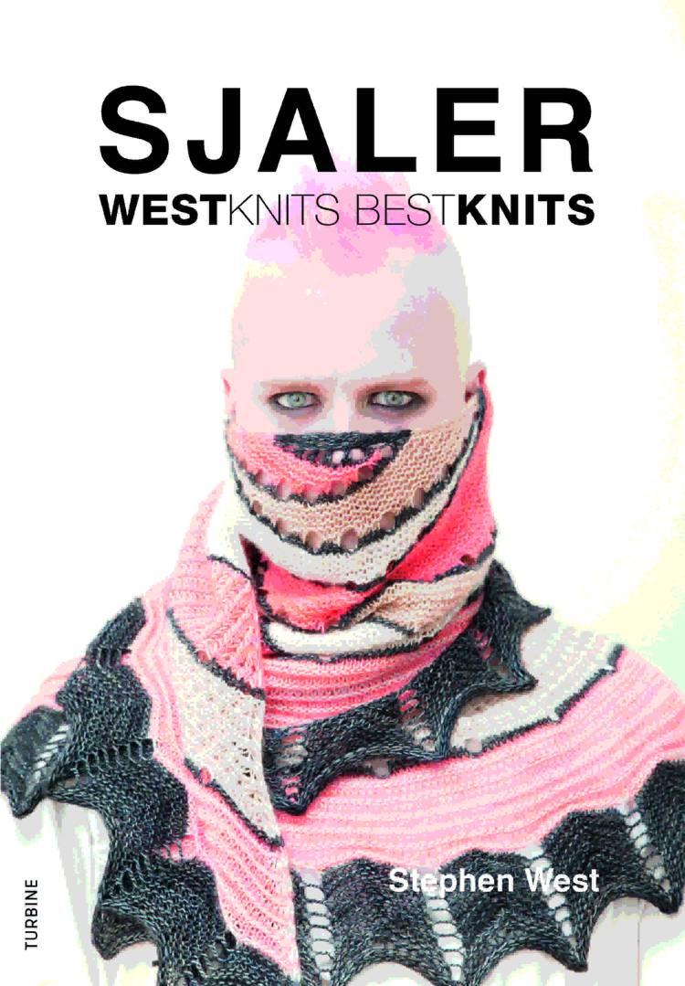 Sjaler - Westknits bestknits af Stephen West