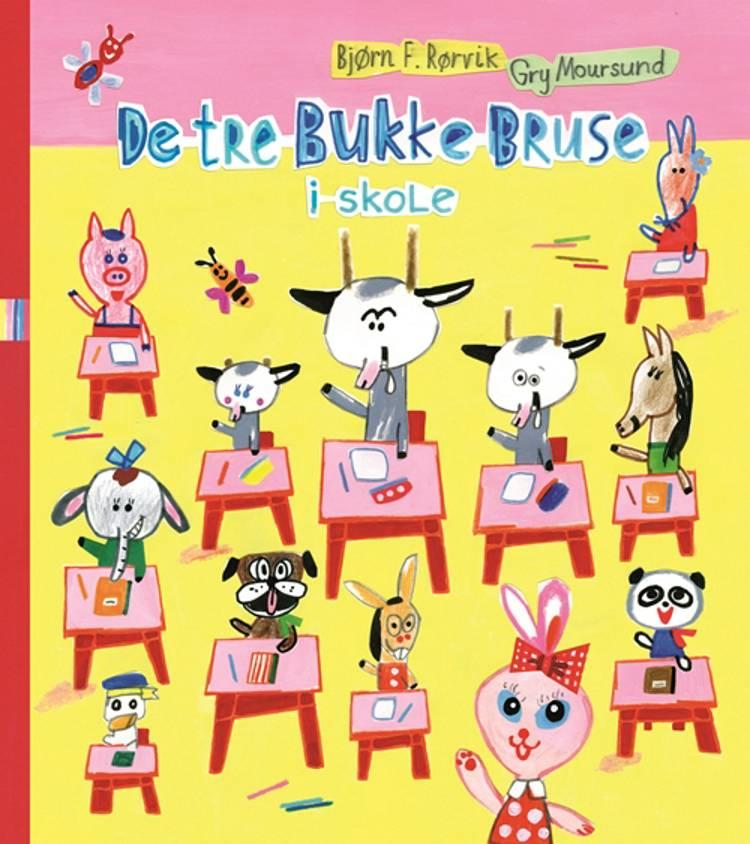 De tre Bukke Bruse i skole af Bjørn F. Rørvik