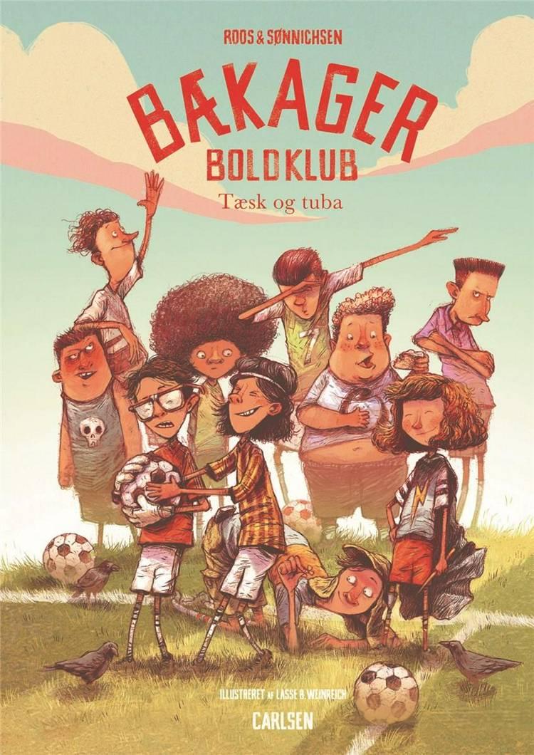 Bækager Boldklub (1) - Tæsk og tuba af Ole Sønnichsen, Jesper Jacobsen og Jesper Roos Jacobsen