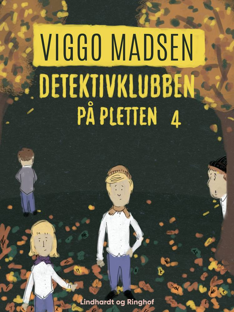 Detektivklubben på pletten af Viggo Madsen