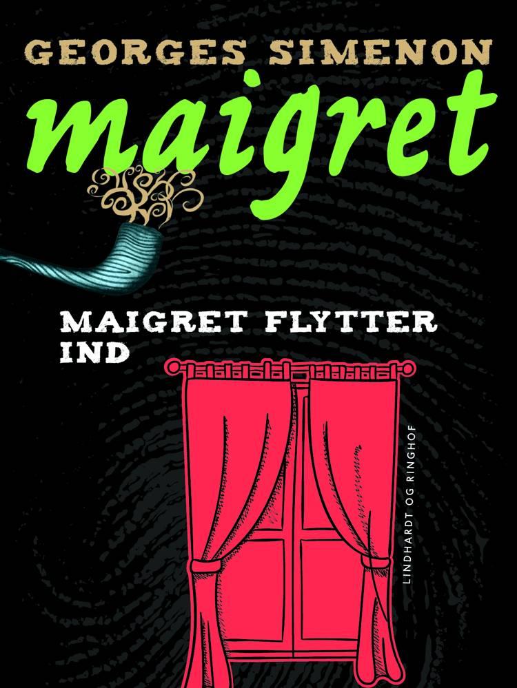 Maigret flytter ind af Georges Simenon