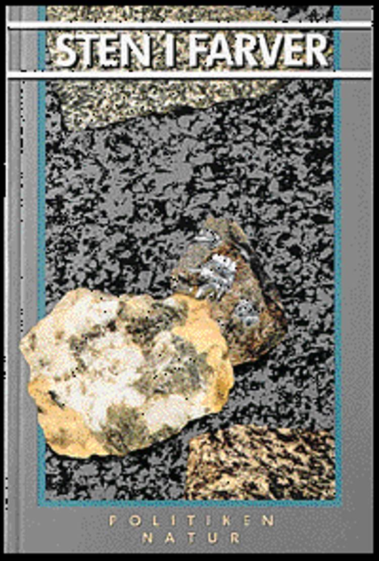 Sten i farver af Lars Skov Andersen