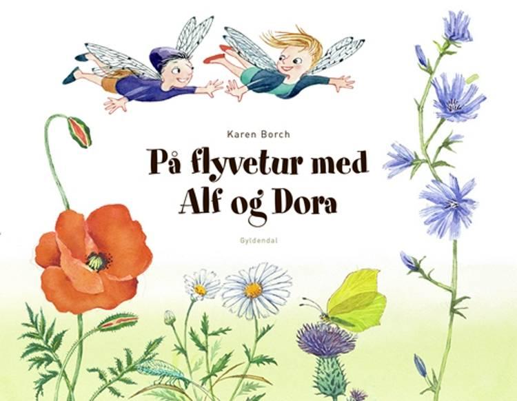 På flyvetur med Alf og Dora af Karen Borch